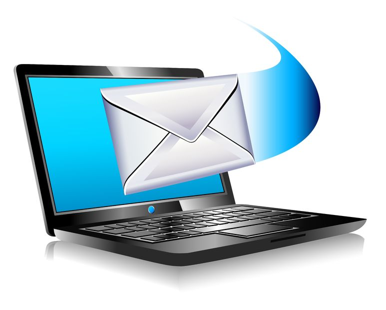 15776546 - email mailing the world sms messaging laptop - mailing the world internet connection
